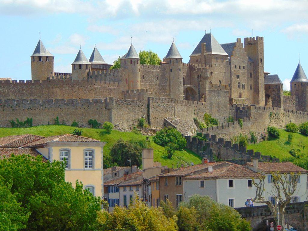 Na França também tem representante entre as cidades fortificadas