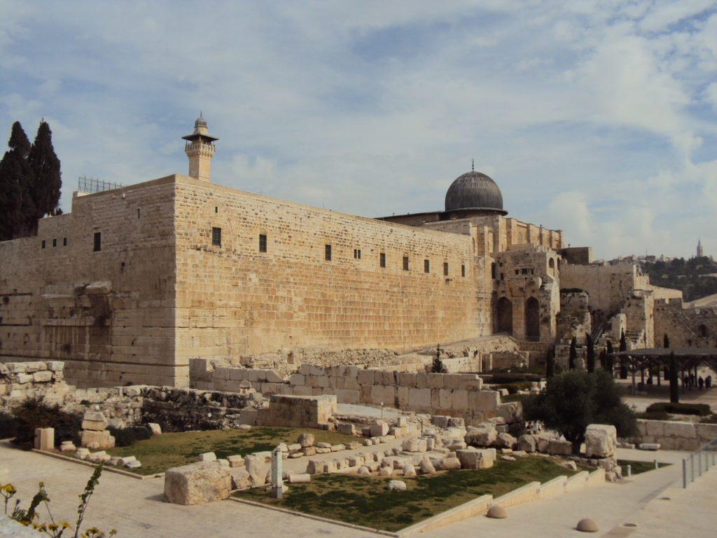 Jerusalém também entre as cidades fortificadas mais conhecidas do mundo