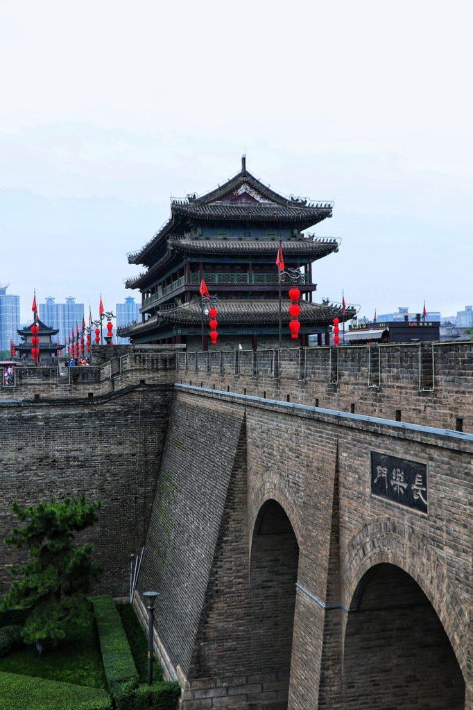 As cidades fortificadas mais conhecidas do mundo: Xiam na China