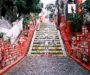 As escadarias mais instagramáveis do Brasil