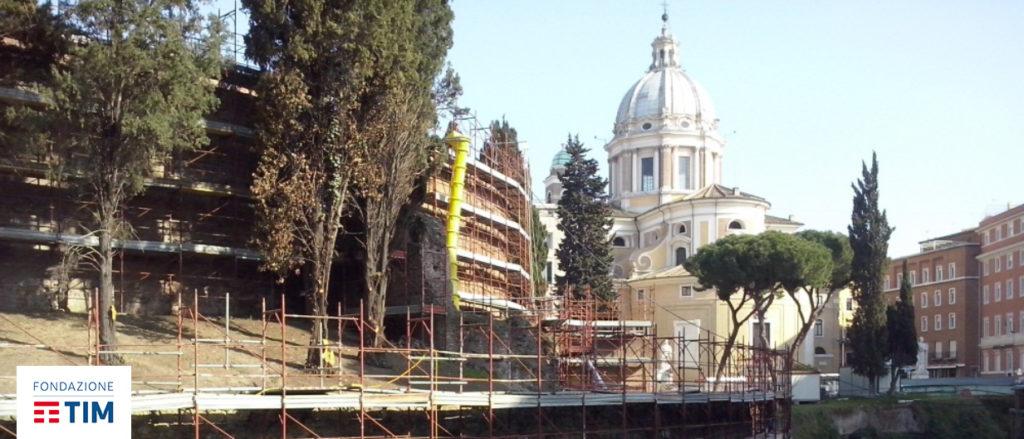 Mausoléu de Augusto está reaberto em Roma