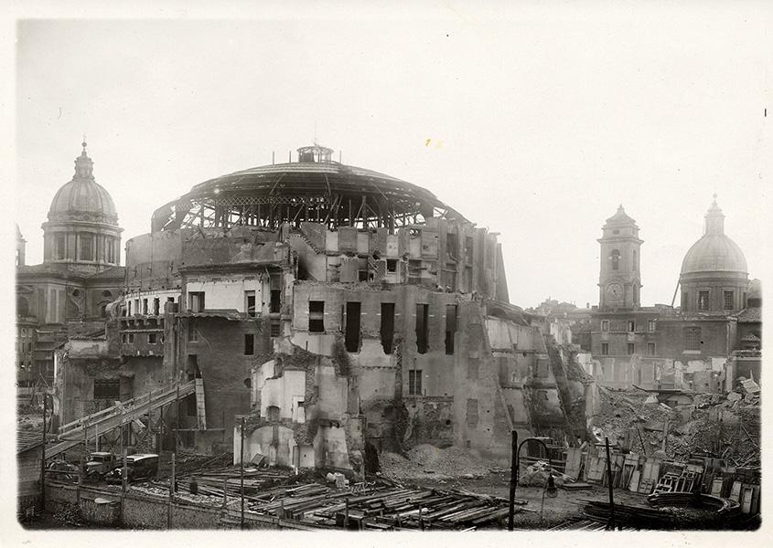 São 2 mil anos de história, um período de esquecimento e agora o mausoléu de Augusto está reaberto em Roma