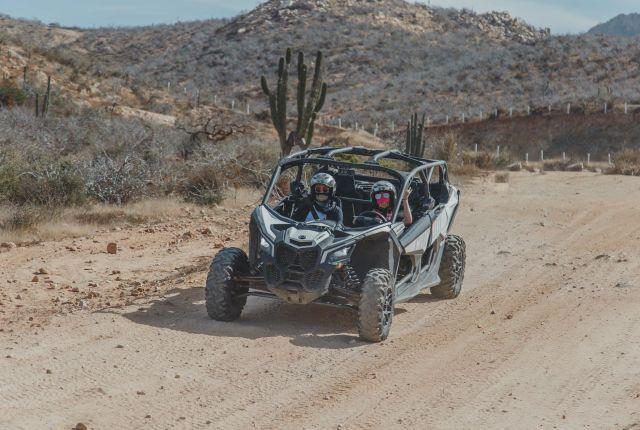 Para quem curte, há também diversão e adrenalina nesta região do México