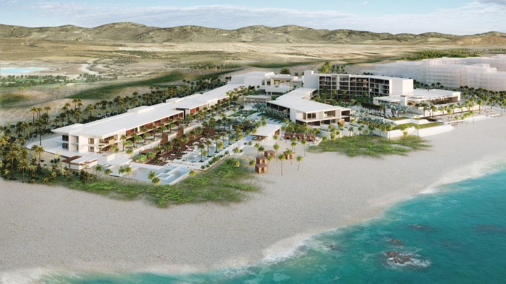 Os resorts são mais em conta e existe estrutura para os diferentes bolsos