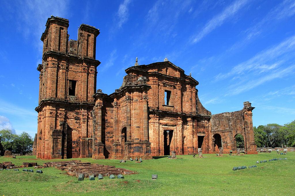 No Noroeste gaúcho fica São Miguel das Missões