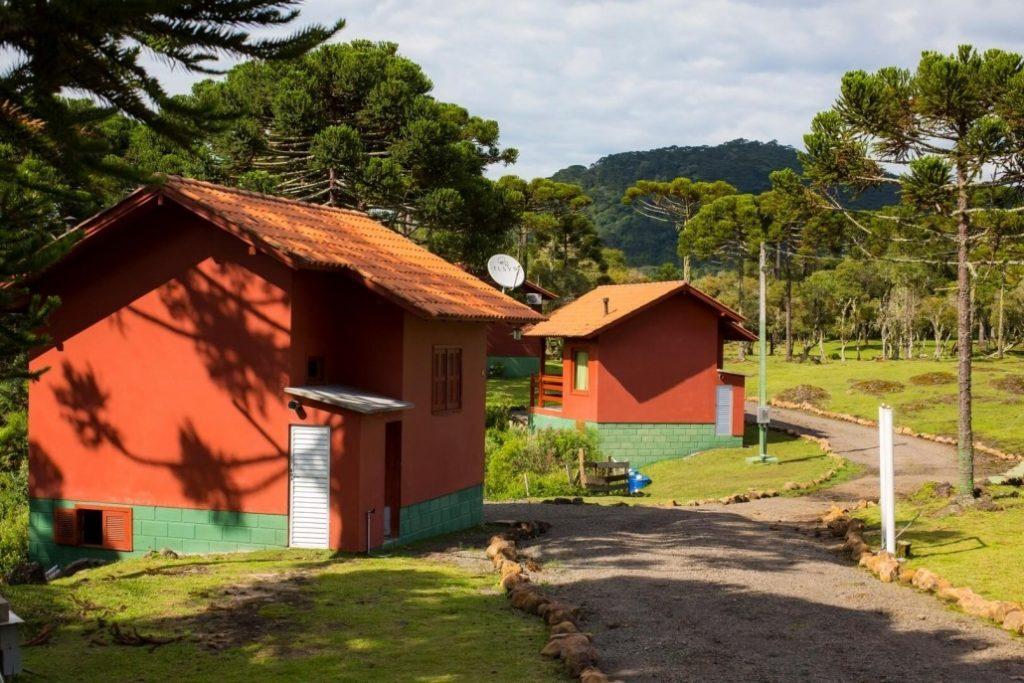7 pousadas incríveis em Santa Catarina. Esta fica na Serra Catarinense.