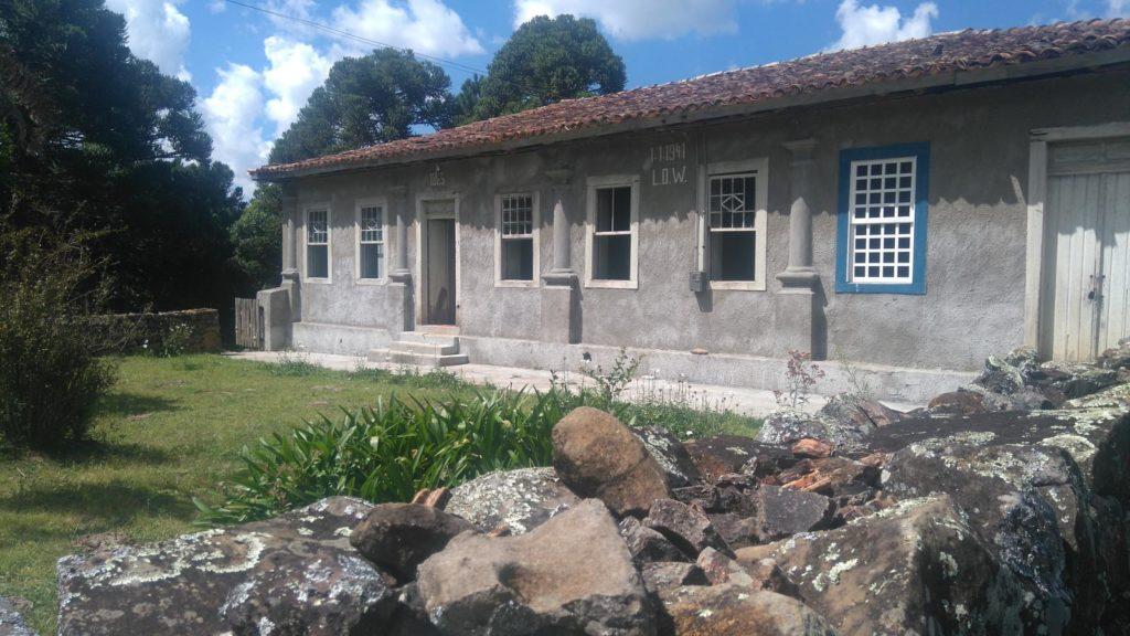 Quais as trilhas de Lages em SC: Fazenda Cajurú