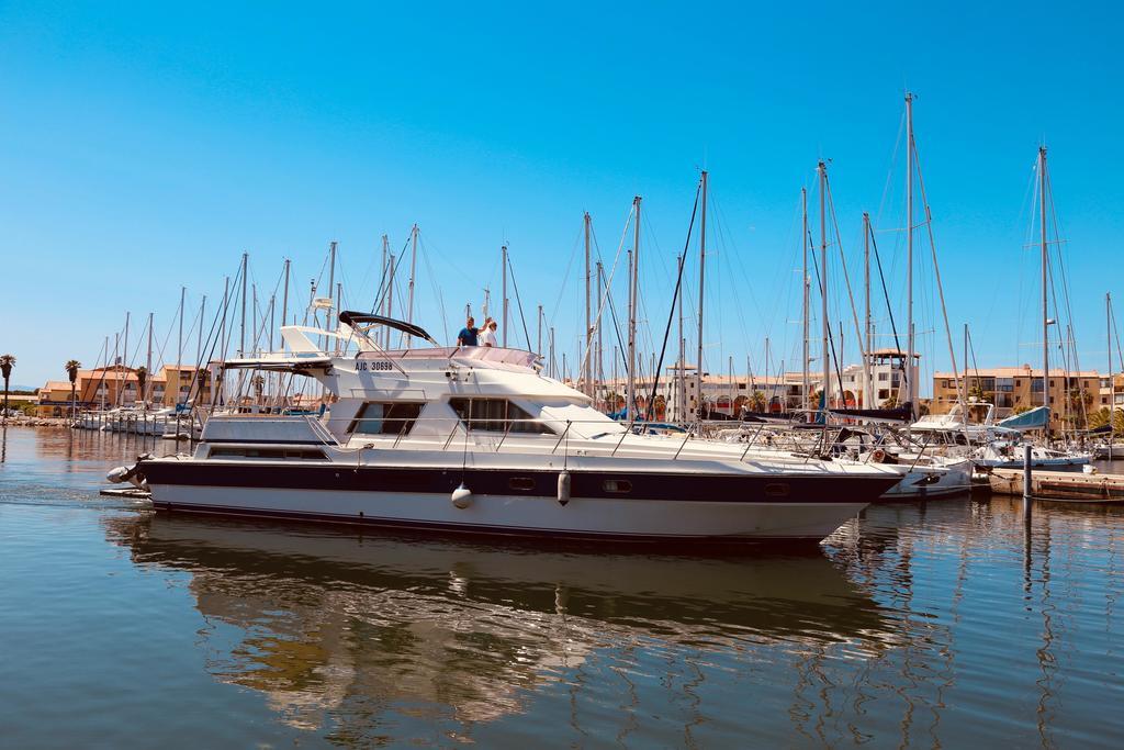 Quais os melhores barcos para se hospedar no mundo: Bâteu Insolite fica na França