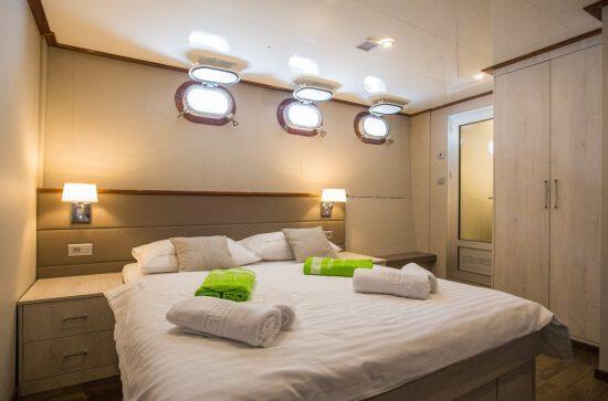 Além dos ótimos quartos, possui banheira de hidromassagem no terraço