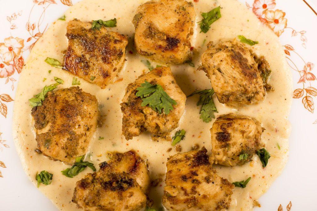 Ingredientes diversificados fazem parte da culinária árabe