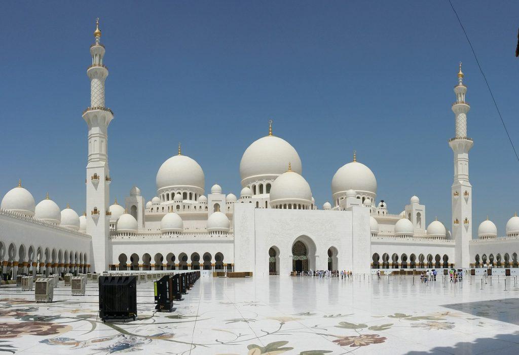Abu Dhabi também pode ser a viagem do caminho
