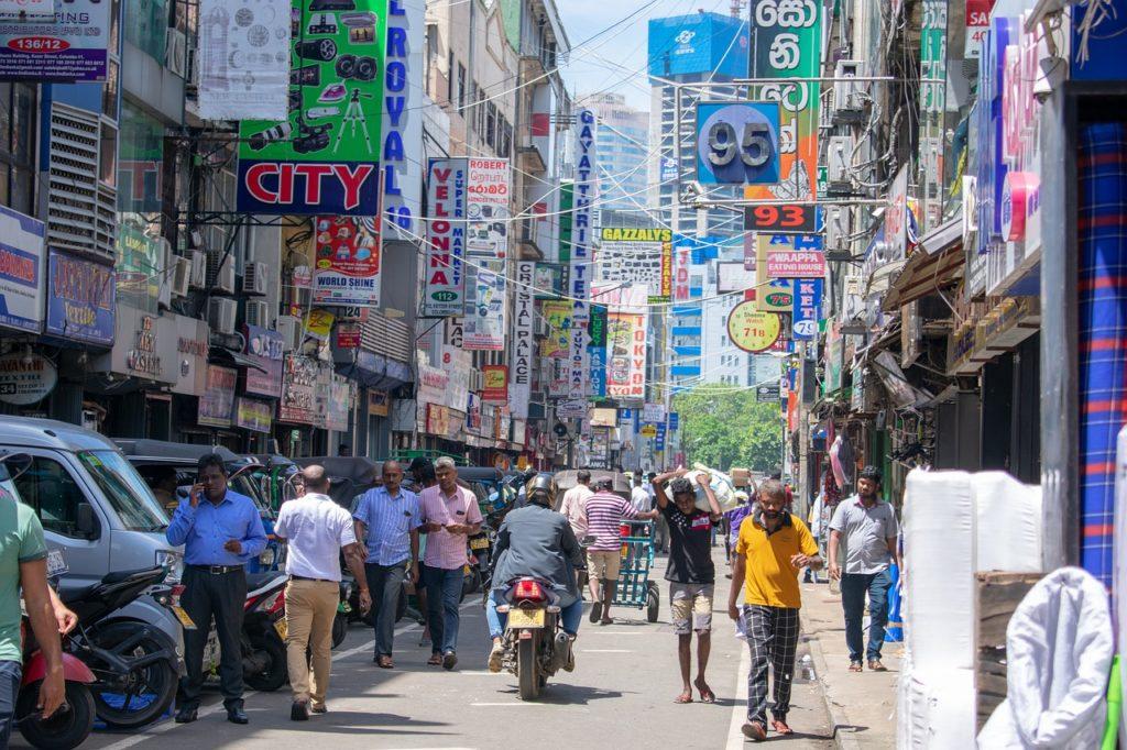 Qual viagem combinar com Maldivas: Colombo, a capital do Sri Lanka