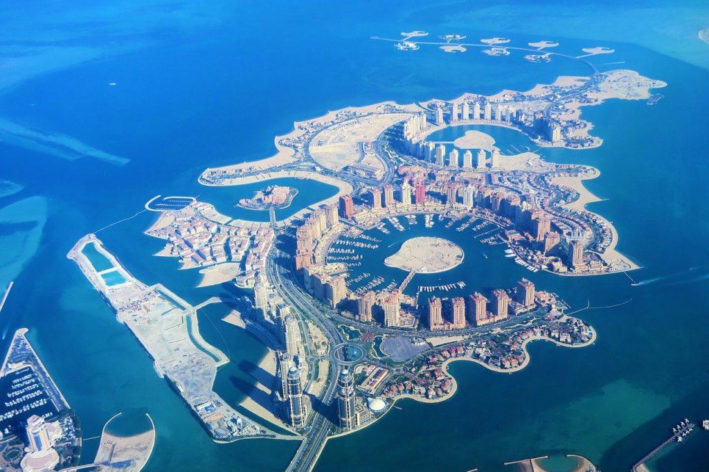 Doha também pode ser uma stopover, ideal para você combinar ao ir para Maldivas
