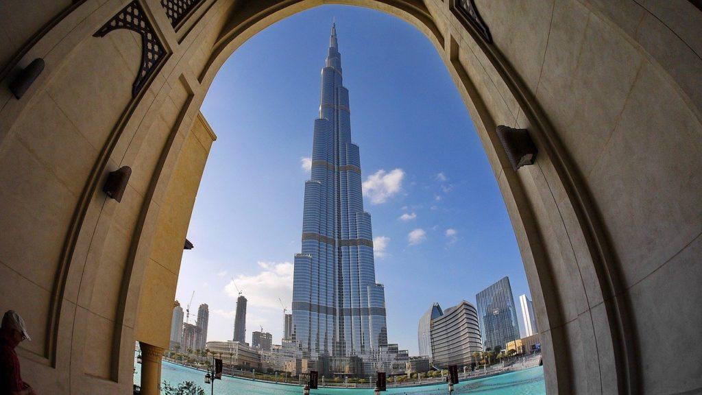 Dubai é outra cidade com parada antes de seguir para Malé