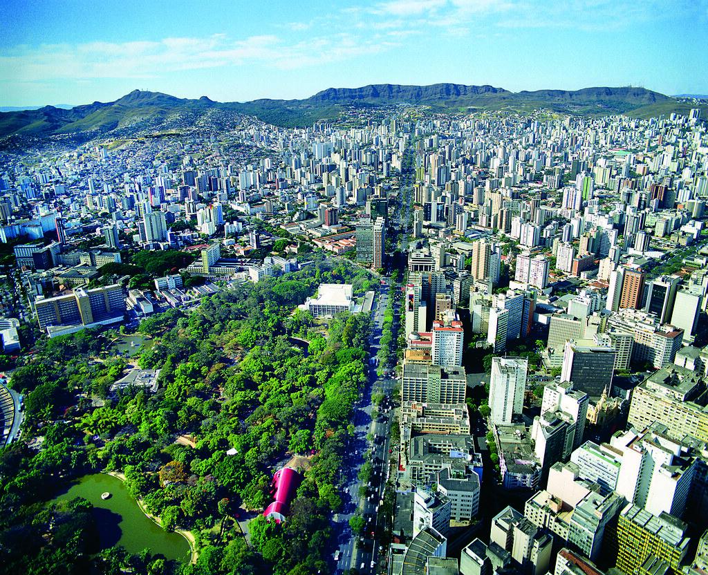 Belo Horizonte é a bela capital de Minas Gerais
