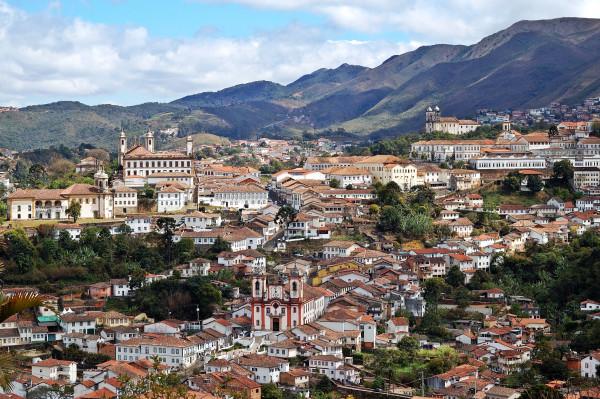 Ouro Preto ainda figura na lista de viagem perto de BH