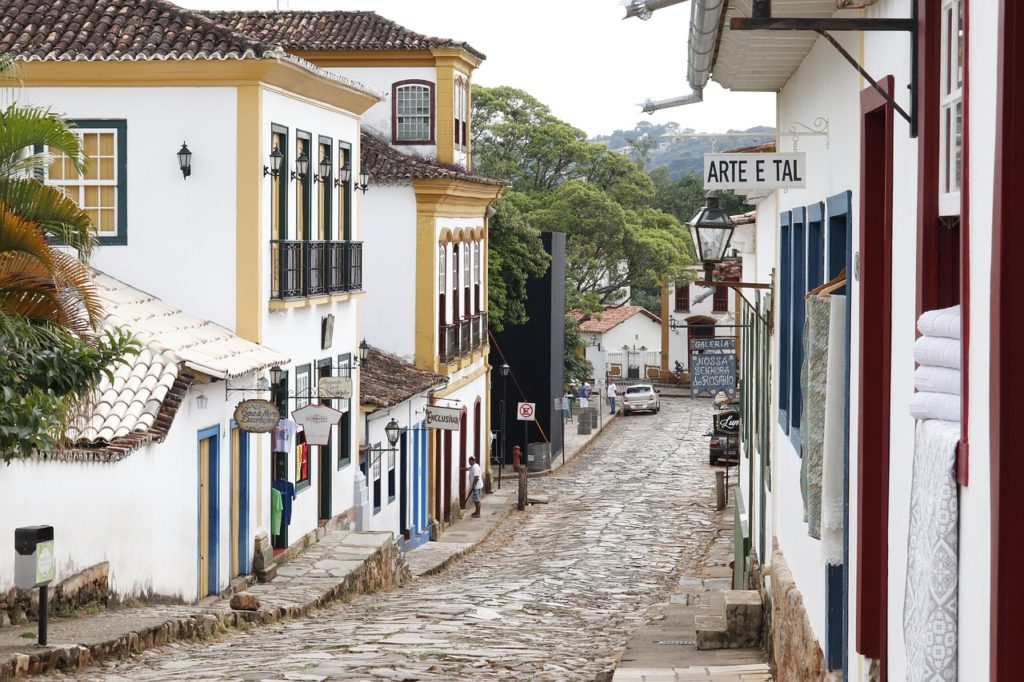 Sabará está na região metropolitana de Belo Horizonte