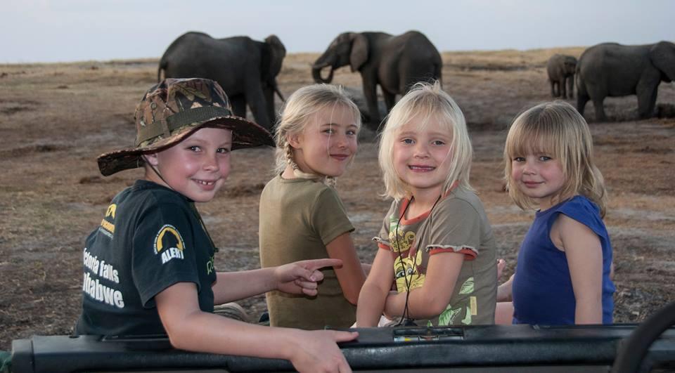 Africa Adventures na lista dos 10 melhores safáris do mundo