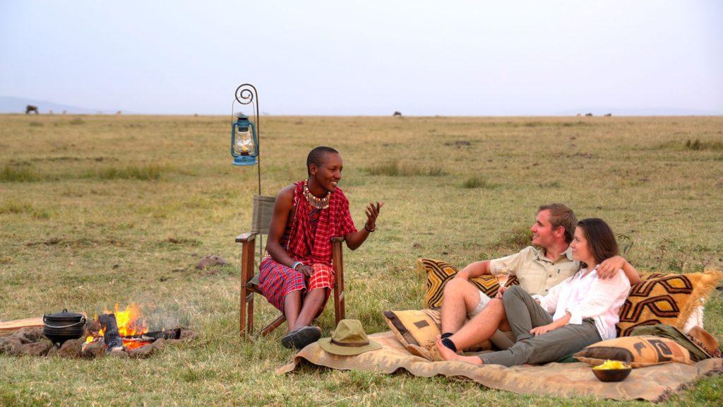 O Rothschild Safari abre a lista dos 10 melhores safáris do mundo