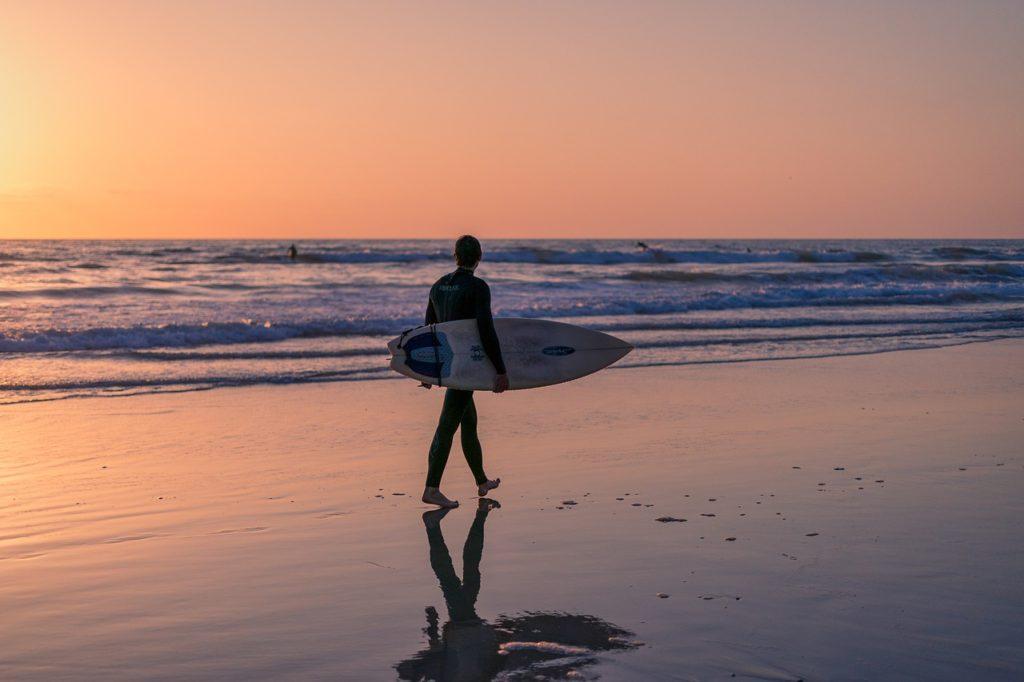As melhores praias de San Diego trazem um clima de alto astral para esta cidade da Califórnia