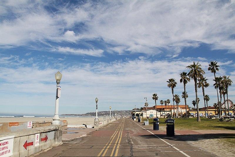 Mission Beach tem a missão de encantar você