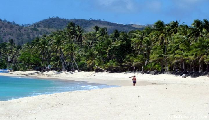 Entre as praias mais bonitas do mundo está esta das Filipinas