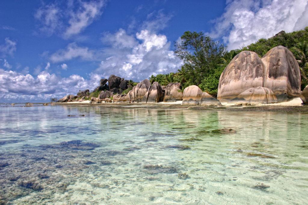 Seychelles mantém esta como uma das praias mais bonitas do mundo