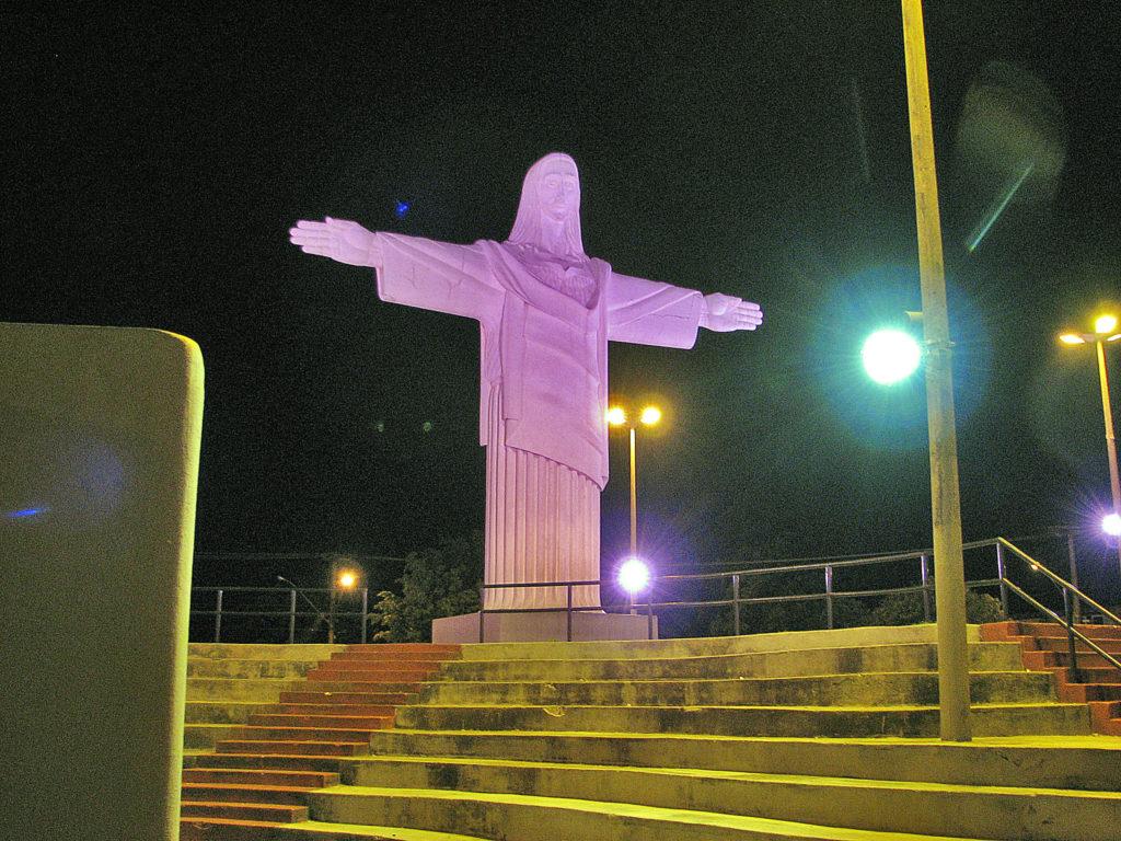 Onde tem estátua de Cristo no Brasil? Em Belo Horizonte
