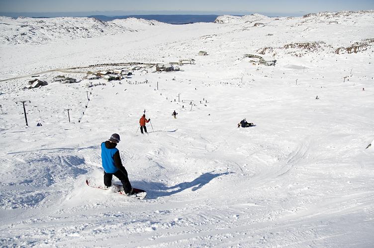 4 lugares para esquiar na Austrália: Ben Lomond