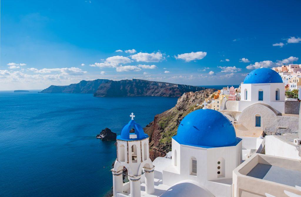 5 experiências de viagem na Grécia