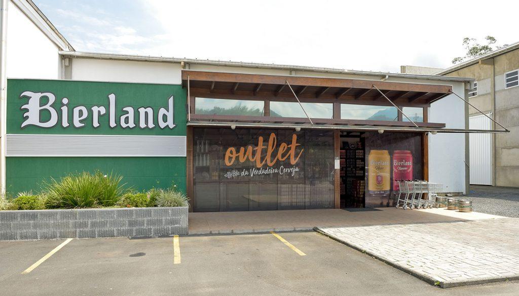 Bierland também é cervejaria situada em Blumenau