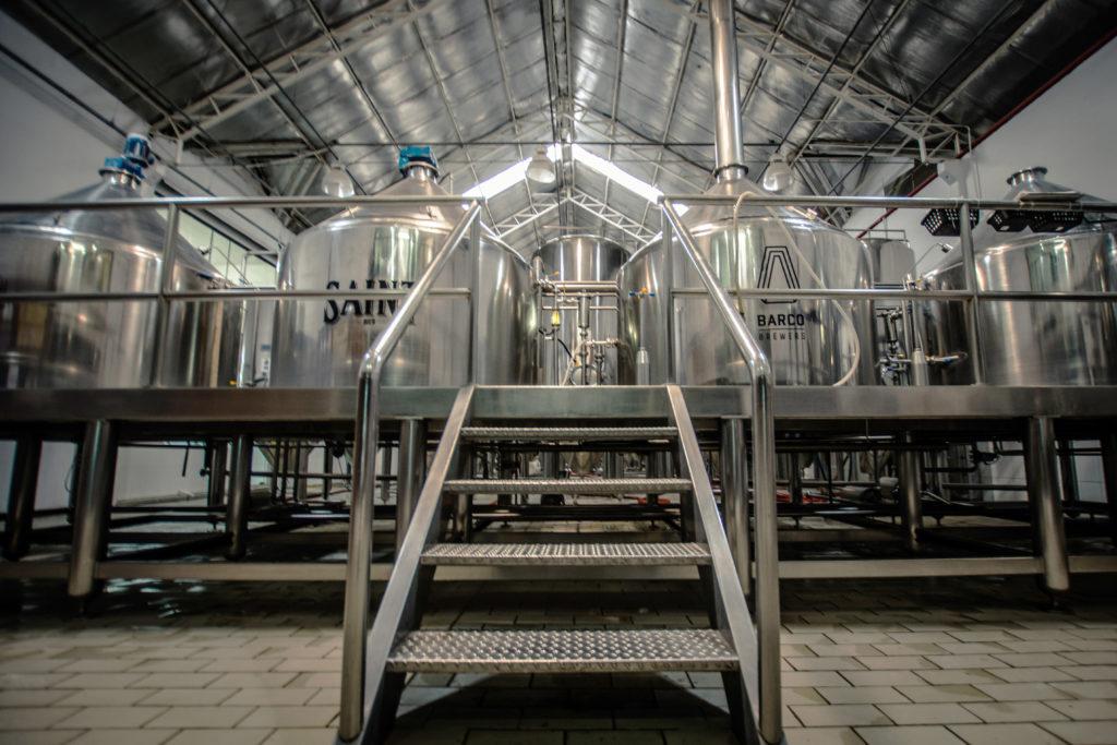 Saint Bier entre as cervejarias catarinenses