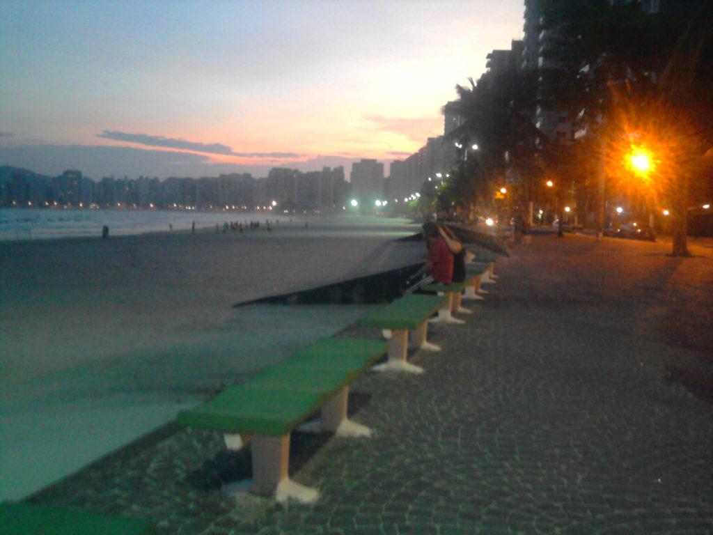 Conheça a Praia de Pitangueiras no Guarujá