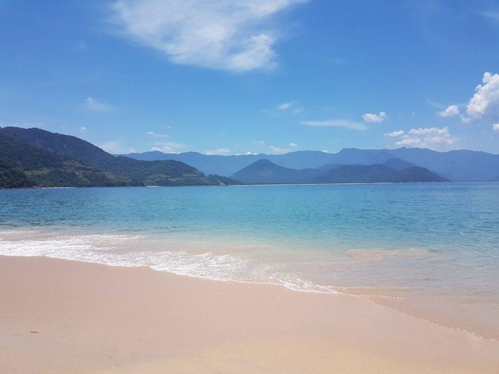 As mais belas praias do litoral paulista: Ilha Prumirim em Ubatuba