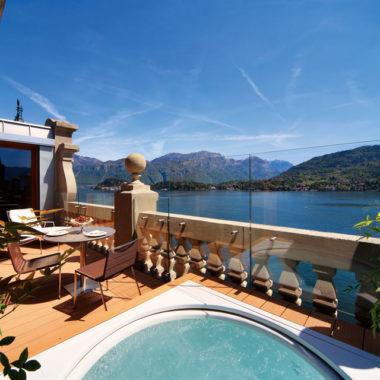 5 estrelas e muito luxo na Itália