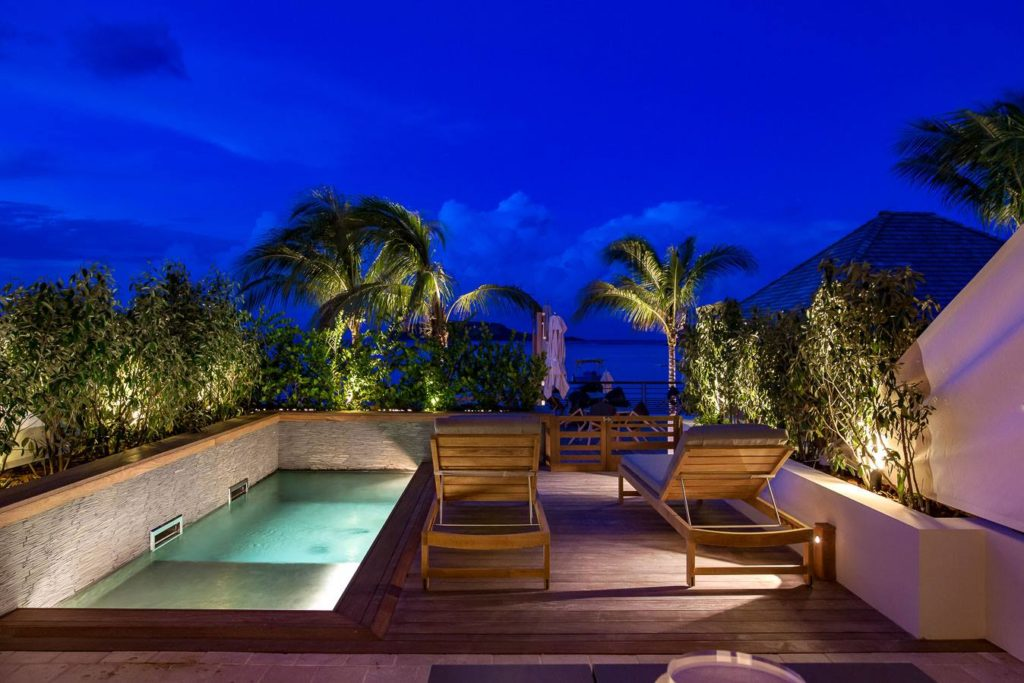 Resort em St. Barts é outro destaque