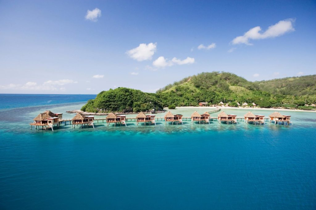 Hotéis com hidromassagem privativa: Likuliku Lagoon Resort, em Fiji