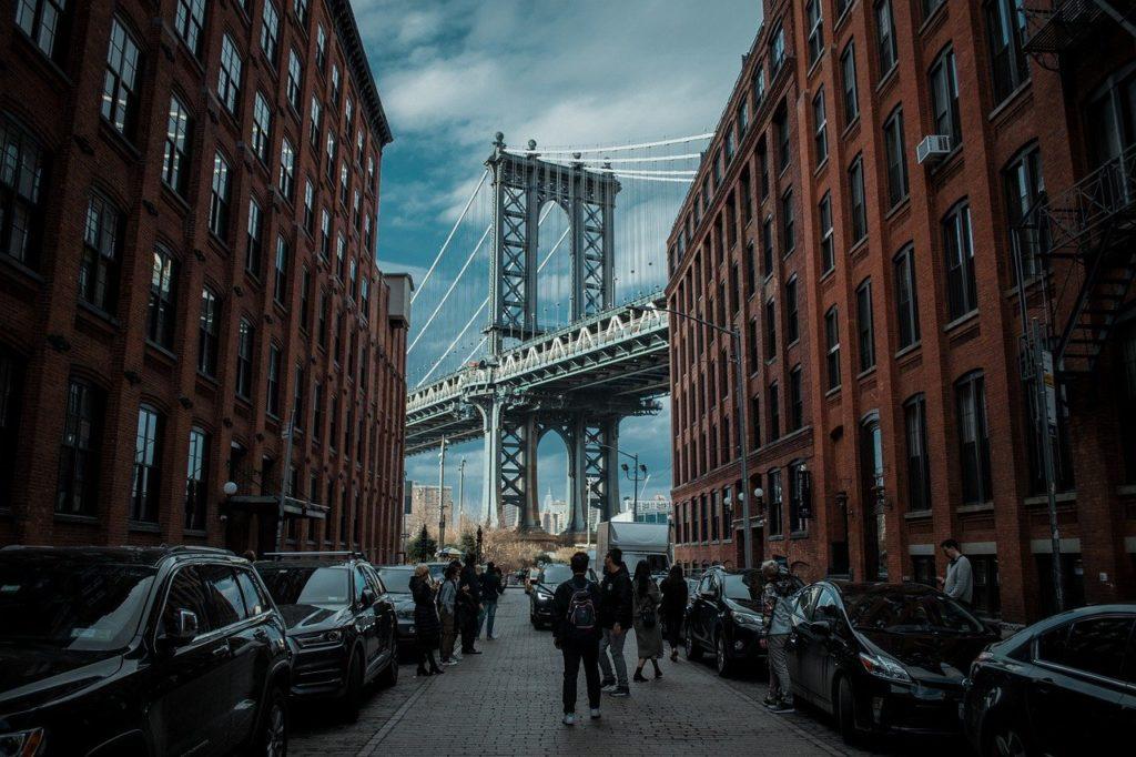 Nova York é uma das principais cidades entre os lugares com cenários reais de filmes famosos