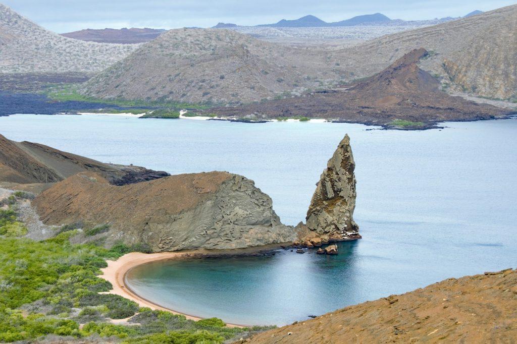 Onde se situam as Ilhas Galápagos?