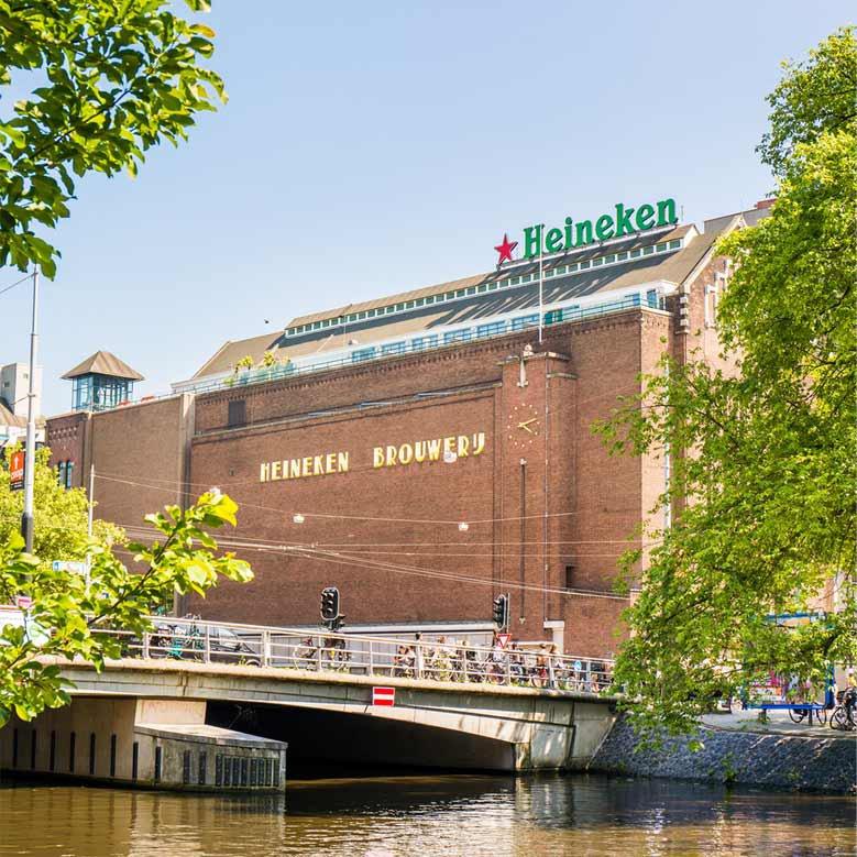 Heineken Experience faz um mergulho na história da cerveja nascida em Amsterdã