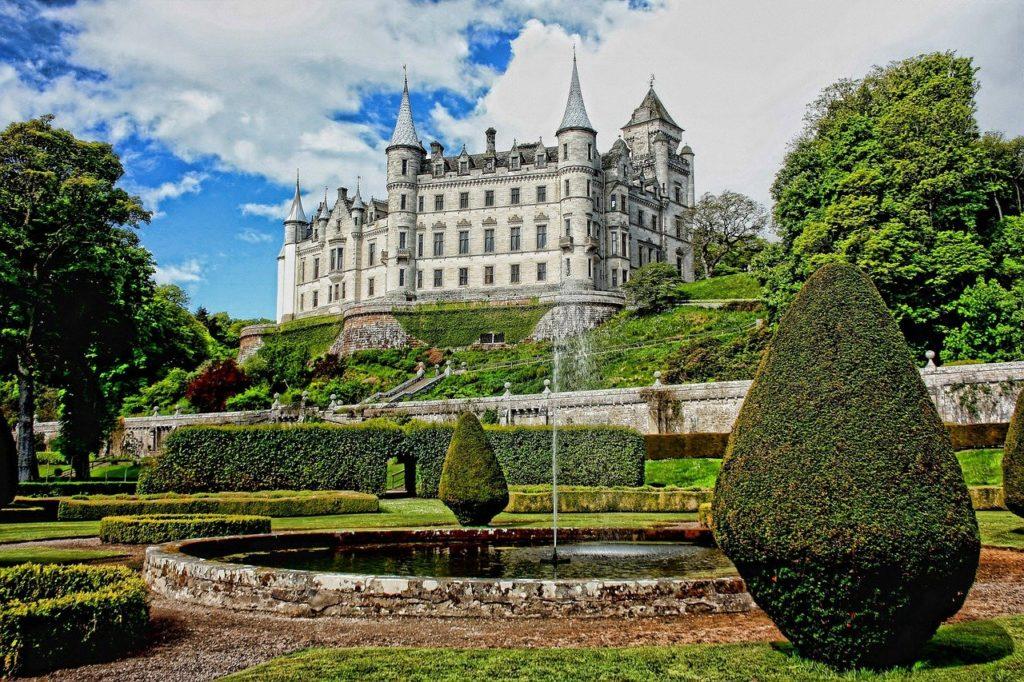 Escócia para fugir da mesmice dos países próximos