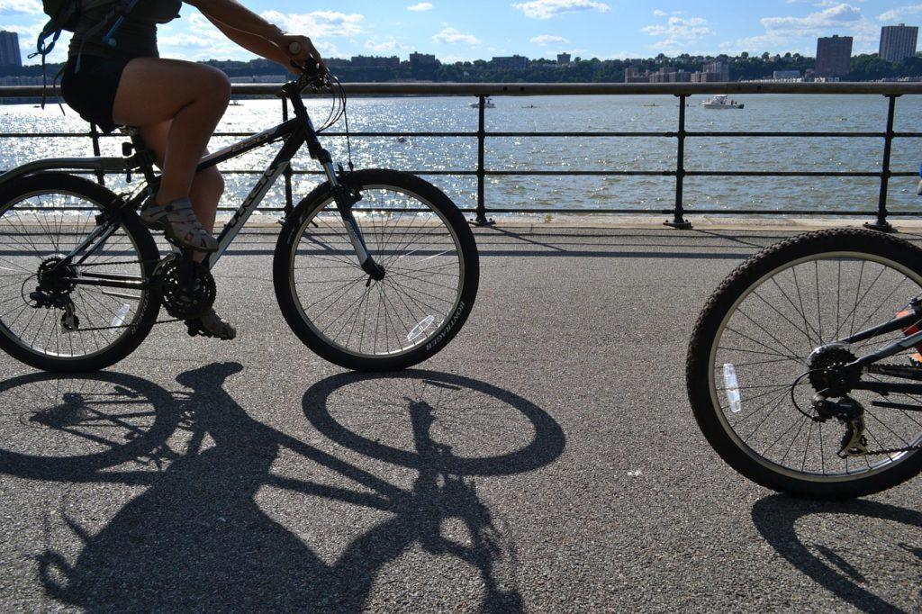 Explorar NY de outra forma: circulando de bicicleta