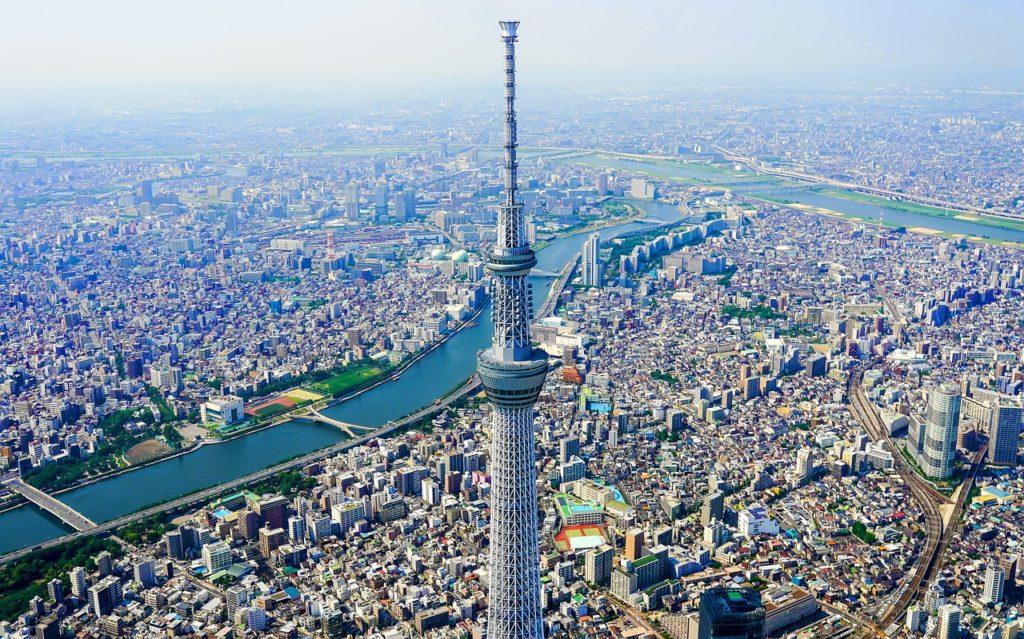 Tóquio mostra que o Japão tem qualidade de vida