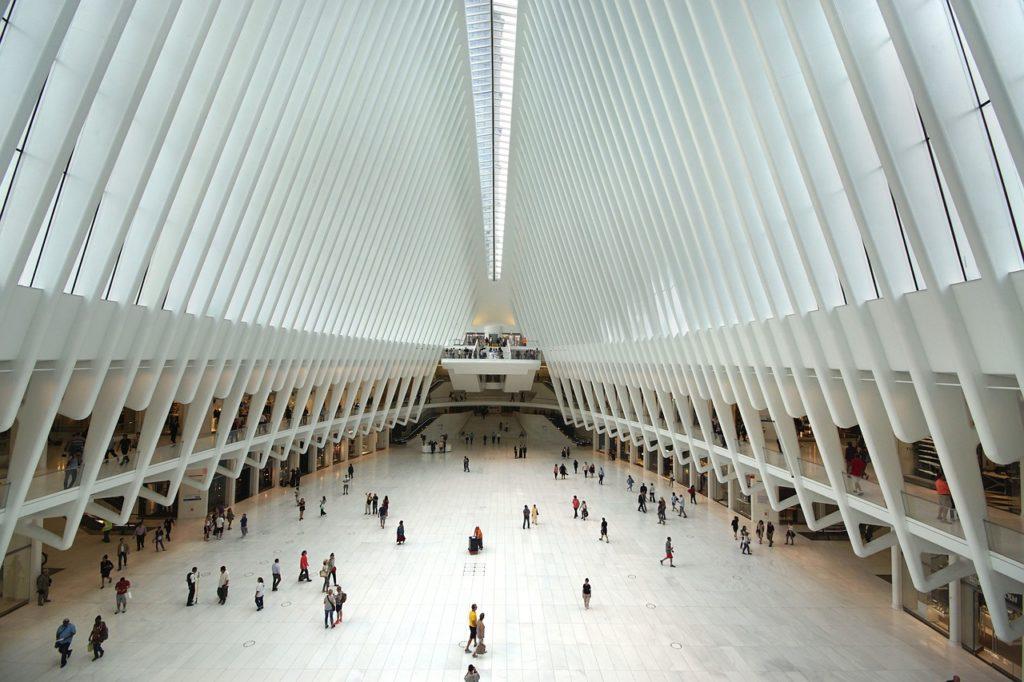 A mais cara e uma das mais belas estações de metrô do mundo fica em Nova York