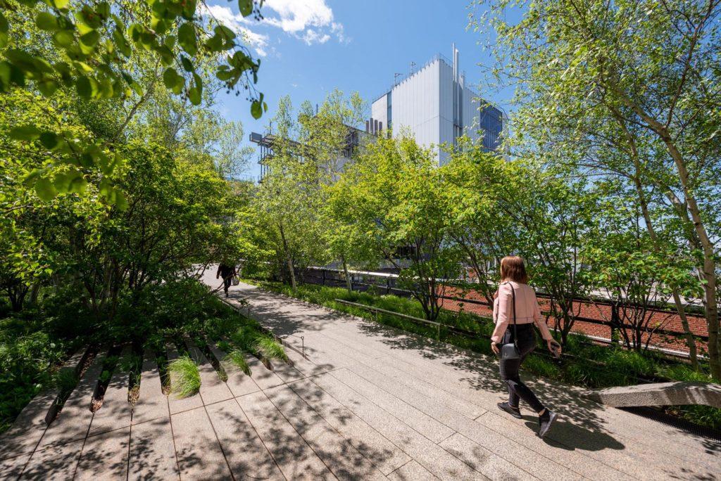 The High Line e Chelsea Market completam seu passeio nesta região de Manhattan