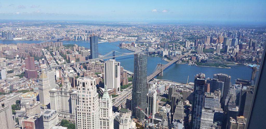 One World Observatory está entre as melhores atrações de Nova York