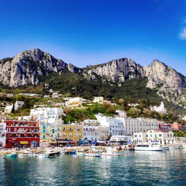 Visita guiada por Capri e Anacapri também entre as sugestões do que fazer na Itália