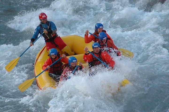 5 programas diferentes na Argentina? Rafting no Rio Mendoza