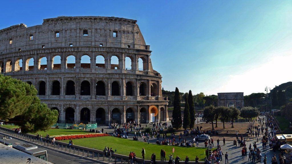 Como está hoje o Coliseu em Roma?
