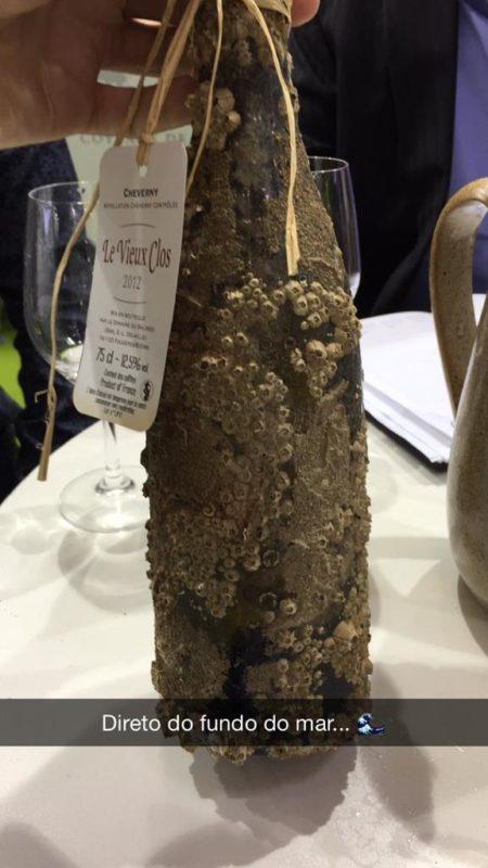 Como funciona a vinícola subaquática de Bombinhas: modelo ainda novo no mundo